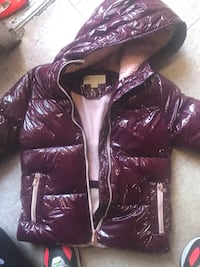 Girls MK coat Sz 14 Washington, 20004