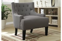 Grey accent chair wide  Fresno, 93728