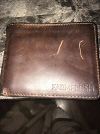 Farm fresh Italian leather wallet  Saskatoon, S7M 1A6