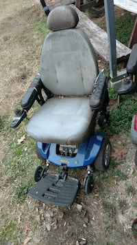 2 chair mobility scooter 241 mi