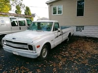 white Ford single cab pickup truck Sparrows Point, 21219