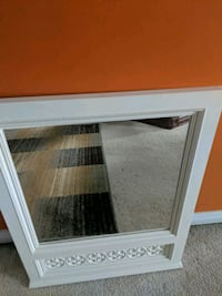 Mirror 23 x 18 inches. That's 2 mirrors for 20.00 Brampton, L6P 1T4