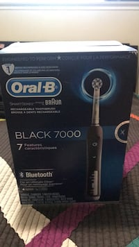 Oral B Black 7000 electric tooothbrush San Jose, 95117