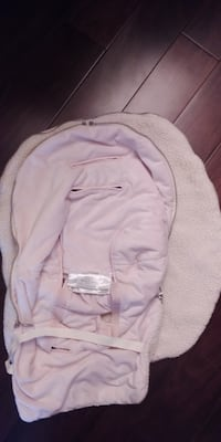 Infant Car Seat Cover - pink Mississauga