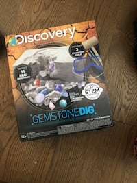 Discovery Gemstone Dig for kids Kitchener, N2A 0H6