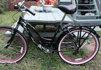 black and pink cruiser bike Upper Marlboro, 20774