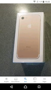 İphone 7 32gb gold  Batıkent Mahallesi, 26180