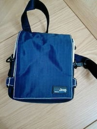 blue jeep crossbody bag London, N18