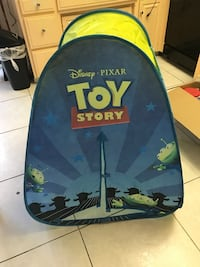 foldable toy story tent