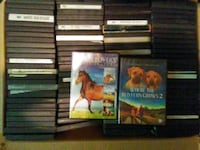 Box Of Assorted Dvds  Cannon, 40923