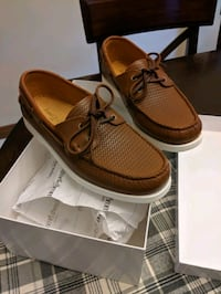"Russell & Bromley UK ""Dexter""  boat shoes Etobicoke, M8X 1B5"