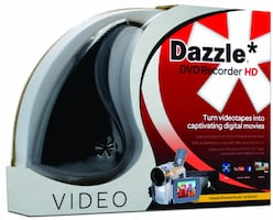 Video Capture, Transfer old home videos to PC, DVD...