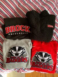 new brock university merch