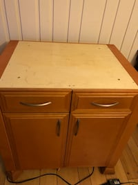 Kitchen island top granite is available for additional 70.00 West Vancouver, V7V 2K3