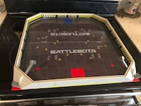 HEXBUG BattleBots Arena Pro Great condition. No plexiglas. Works just as well. Courtice, L1E 0H5