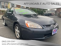 Honda-Accord-2005 Irvington, 07111
