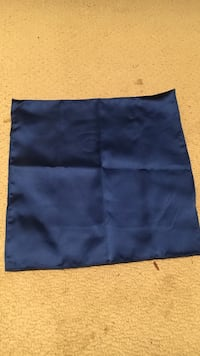 Navy Blue Pocket Square Langley, V1M 4C9