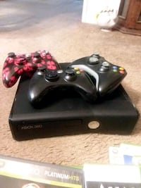 X box 360 with controls n 29 games  Severn, 21144
