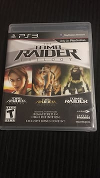 Tomb Raider Trilogy PS3 Truckee, 96161