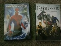 Amazing spiderman2 and transformers  Burke, 22015