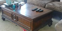 Wooden coffee table. Move out sale. Broadlands, 20148
