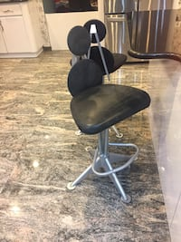black and gray rolling chair North Bellmore, 11710