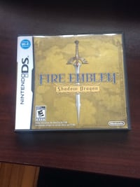 Nintendo ds Fire Emblem Shadow Dragon Montréal, H8N 1R2