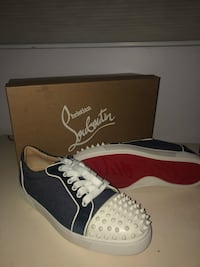 Christan Louboutin Sneakers $895 Orginally NEVER WORN AND 100 Percent real Size 10  Bethesda, 20817