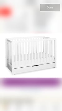 Carter's by DaVinci Colby 4-in-1 Convertible Crib Toronto, M3K 1H5