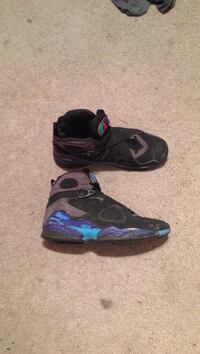 Retro aqua air jordan 8's Reno, 89521