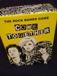 Come Together- The Rock Bands Game