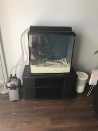 35 gallon comes with everything salt water  London, N6K 1L4