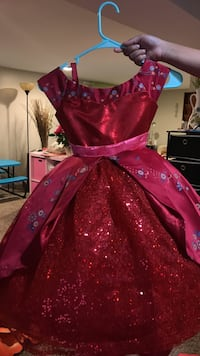 Princess Elena Of Avalor dress!!