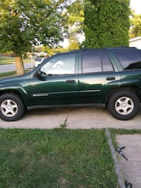 2002 Chevrolet Trailblazer Dayton