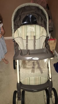baby's gray and black Graco stroller Fairfax, 22033