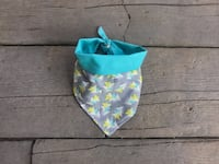 Reversible dog bandana  Barrie, L4M 2A2