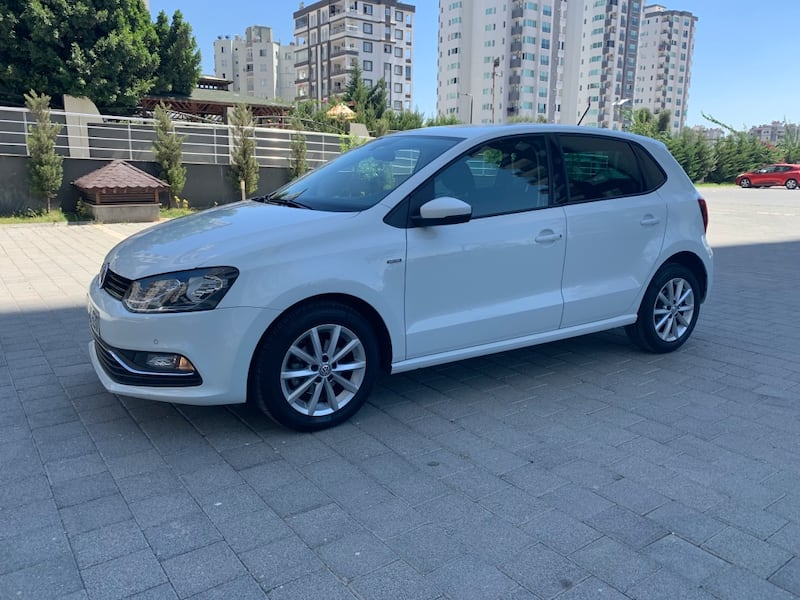 2016 Volkswagen Polo 1.2 TSI BMT 90 PS LOUNGE DSG 2