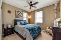 Queen bed set includes dresser (as is), side tables, and mattress. Sacramento, 95835