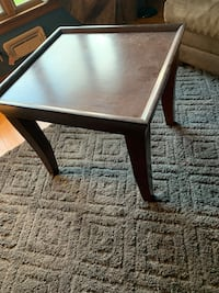 round chair, end table Lockport, 14094