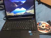 Samsung Notebook Laptop Intel-i5 500GB HDD WebCam Wind 10
