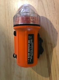 Life vest batery operated safety life(beacon)