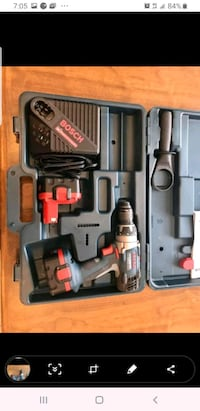 Bosch Cordless  Drill - 14.4V rechargeable batteries included Mississauga, L5W 1W7