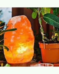 Brand New in the Box Himalayan Salt Lamp (Imported