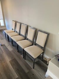 Brand new dining room chairs  Henderson, 89052
