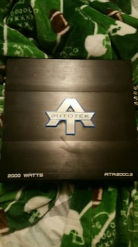 2000 watt car amp