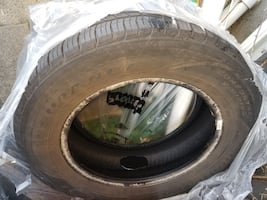 Like new tires - Goodyear assurance