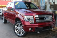 2013 Ford F150 SuperCrew Cab for sale Arlington