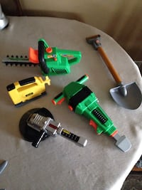 Power tools-5 pieces