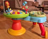 Bright stars 360 walker and activity table Cambridge, 02139