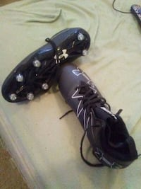 Brand new under armour football cleats Silver Spring, 20902